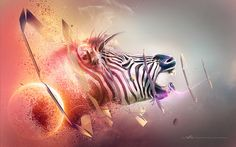 30 Abstract and Colorful Desktop Wallpapers