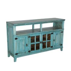turquoise tv stand - Google Search