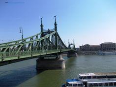 Szabadsag/Freedom bridge