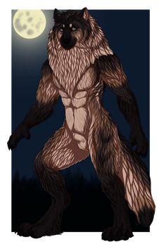 Lunar Cycle's Peak by Saoirsa on DeviantArt Anime Wolf Drawing, Alpha Wolf, Detailed Image, Werewolf, Beast, Lion Sculpture, The Incredibles, Moon, Deviantart