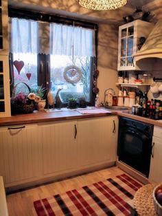 kuchnia Dream Kitchens, W 6, Kitchen Island, Cozy, Inspiration, Home Decor, Island Kitchen, Biblical Inspiration, Decoration Home