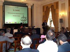 03 Ponencia en Congreso  Español del Café - El café en Italia - D. Paolo Borgio