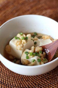 電子レンジでつくる「食べたら揚げだし豆腐!」 by 野島ゆきえ 「写真がきれい」×「つくりやすい」×「美味しい」お料理と出会えるレシピサイト「Nadia   ナディア」プロの料理を無料で検索。実用的な節約簡単レシピからおもてなしレシピまで。有名レシピブロガーの料理動画も満載!お気に入りのレシピが保存できるSNS。