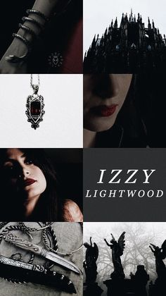 Wallpaper Lockscreen Shadowhunters