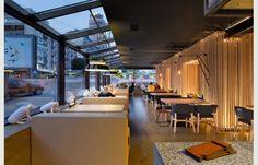 Odessa Restaurant   Project   Architype