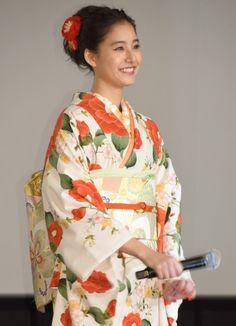 Araki Yuko (新木優子) 1993-, Japanese Actress
