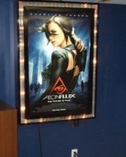 Home Theater Movie Poster Lightbox -