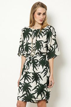 Ganni Aloe Dress #anthropologie