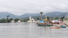 Paraty, Brazil. #destinations #travel Stone Street, Wonderful Places, Brazil, Costa, Backdrops, National Parks, Destinations, Relax, The Incredibles