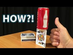 EASY Card Balance Magic Trick HOW TO! - YouTube