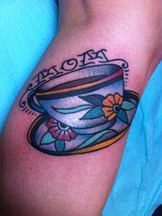 Josh Stephens  Hold it Down Tattoo  Richmond, VA