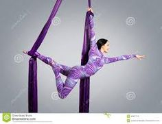 Image result for aerial silks poses