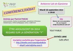 Conférence AFEP 47