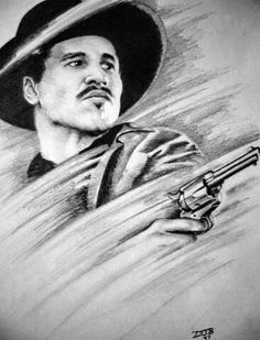 Val Kilmer as Doc Holliday