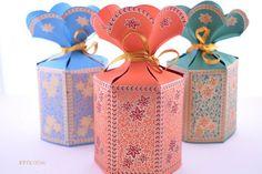 Indian wedding favours Potli Favour Boxes