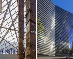 'national september 11 memorial museum pavilion'  :: snøhetta