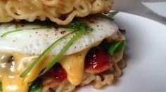 The Ultimate Ramen Burger on Tastemade.com