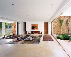 Modern Villa with Spanish elements in Ibiza by Studio Atlant Del Vent
