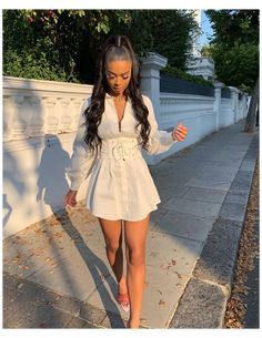 Boujee Outfits, Teenage Outfits, Dressy Outfits, Girly Outfits, Fashion Outfits, 16th Birthday Outfit, Cute Birthday Outfits, Niece Birthday, Birthday Nails