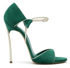 d4590089ad0 Casadei-Classic Style Shoes for Lady. Emerald Green ...