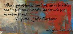 Rayuela... Julio Cortazar.