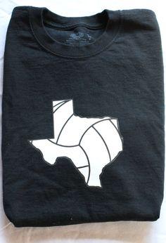 Texas Volleyball T-shirt- Vball Apparel, Sports Shirt - Longhorns Volleyball Team Shirts, Volleyball Shirt Designs, Volleyball Setter, Volleyball Outfits, Volleyball Shorts, Volleyball Drills, Coaching Volleyball, Volleyball Pictures, Girls Softball