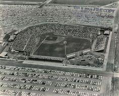 Houston Colt 45's(Renamed the Astros):Colt Stadium. 1962-1964.