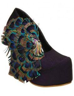 IRREGULAR Pantofi Best of All - Mov Inchis - http://outlet-mall.net/outlet/magazine-outlet/irregular-pantofi-best-of-all-mov-inchis/