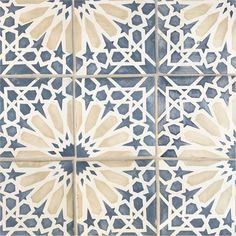 kitchen backsplash moroccan tiles Touareg 8 on 6 x 6 Tabarka Tile, Rock The Kasbah, Flur Design, Rustic Kitchen Design, Kitchen Designs, Kitchen Ideas, Brown Kitchens, Decorative Tile, Kitchen Backsplash