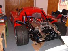 Ultima GTR 640 - kit-to-car build in six minutes
