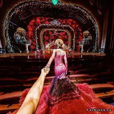 'Следуй за мной' - медовый месяц (и рабочие моменты)