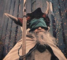 "MoondogLouis Thomas Hardin (May 26, 1916 – September 8, 1999), better known as Moondog, was an American composer, musician, poet and inventor of several musical instruments. He was blind from the age of 16. In New York from the late 1940s until he left in 1972, he could often be found on 6th Avenue between 52nd and 55th Street wearing a cloak and Viking-style helmet, sometimes busking or selling music, but often just standing silent and still. He was widely recognized as ""the Viking of..."