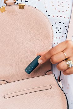 Smaller than your pinky finger, Stowaway's highly pigmented, long-wearing cream lipstick delivers smooth color that works as hard as you do. With a size this portable you can carry around as many colors as you like without weighing down your purse!