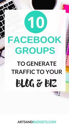 Looking to skyrocket your blog/ site traffic? Check out this list of Facebook Groups that helped generate a ton of traffic to my blog!  --Facebook Groups, Facebook, Traffic, Grow your business, Grow your blog, Social media tips, Social Media, Facebook Gro