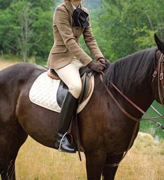 Perfect outfit for fall. Absolutely perfect. I would so wear this for a cool fall day schooling in the outdoor arena or covered outdoor ring.