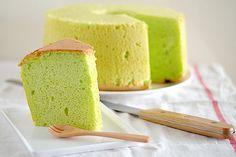 pandan-chiffon-cake-05 by pickyin, via Flickr