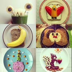 Ida Frosk, Instagram Artist. Medium | Food Art.
