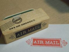 Airmail stamp 13