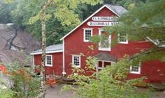 Balmoral Grist Mill, near Tatamagouche,N.S., Cananda