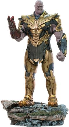 Marvel Thanos (Deluxe) Legacy Replica Statue by Iron Studios Comic Villains, Marvel Characters, Thanos Marvel, Marvel Dc, Captain America Statue, Dbz, Marvel Statues, Lego Custom Minifigures, Avengers Series