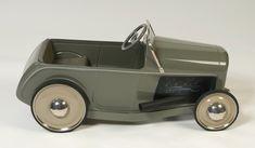 """◆ Visit ~ MACHINE Shop Café ◆ ◆ """"Autos As Art @ MACHINE"""" ◆ (1932 Ford Hot Rod 'Pedal Car')"""