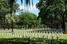 Title  Beaufort National Cemetery   Artist  Debra Martz   Medium  Photograph - Photography