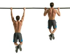Pullup or Chinup Variations http://www.menshealth.com/fitness/6-best-back-exercises/slide/2