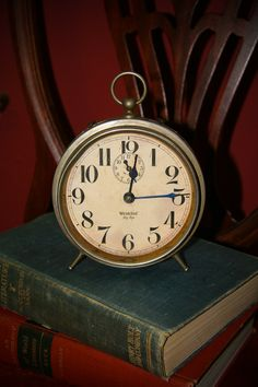 30's Westclox Big Ben Clock by RubyVintageClothing on Etsy, $20.00