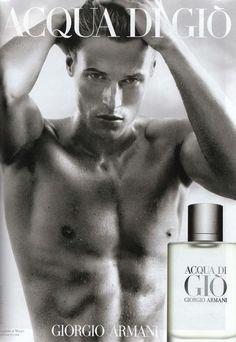 Giorgio Armani Acqua di Gio Fragrance 2011 Ad Campaign