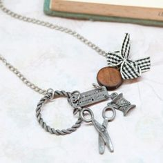 Cute charm necklace from shopruche.com