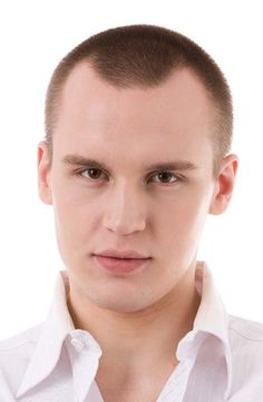 Marvelous This Number One Buzzcut Is A Great Option For Men Who Are Balding Short Hairstyles For Black Women Fulllsitofus