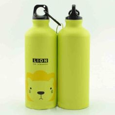 ebbb14d814 Kids Aluminium Cycling Kettle Style Water Bottles 500ml. Available in six  cute and colourful designs. Bokkles Co.