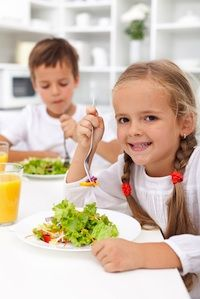 Promoting Healthy Eating Habits in Young Children