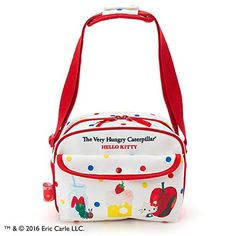 Sanrio Hello Kitty  The Very Hungry Caterpillar kindergarten shoulder bag From Japan New -- Check out the image by visiting the link.Note:It is affiliate link to Amazon.